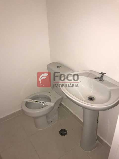 BANHEIRO: - Sala Comercial 22m² à venda Rua dos Inválidos,Centro, Rio de Janeiro - R$ 195.000 - JBSL00073 - 9
