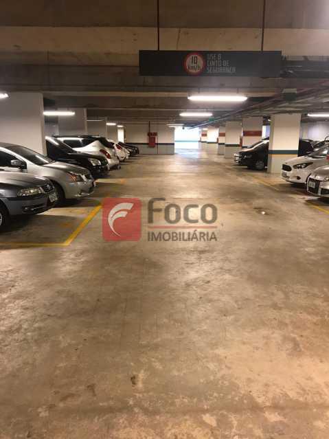GARAGEM: - Sala Comercial 22m² à venda Rua dos Inválidos,Centro, Rio de Janeiro - R$ 195.000 - JBSL00073 - 10