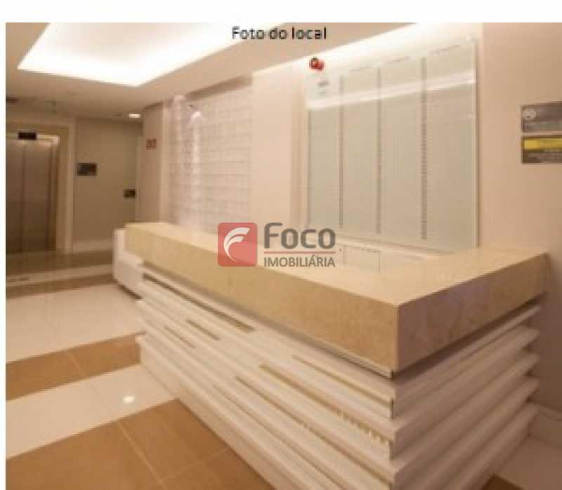 PORTARIA: - Sala Comercial 22m² à venda Rua dos Inválidos,Centro, Rio de Janeiro - R$ 195.000 - JBSL00073 - 12