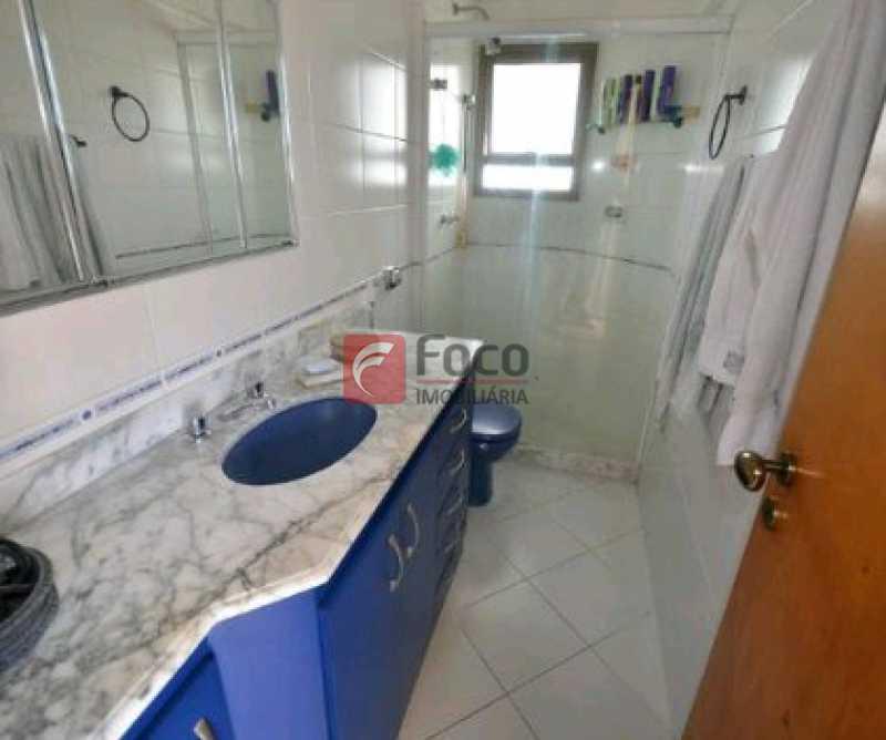 BANHEIRO  - Cobertura à venda Rua Visconde de Silva,Botafogo, Rio de Janeiro - R$ 2.900.000 - JBCO30172 - 11
