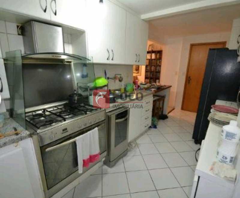 COZINHA - Cobertura à venda Rua Visconde de Silva,Botafogo, Rio de Janeiro - R$ 2.900.000 - JBCO30172 - 14