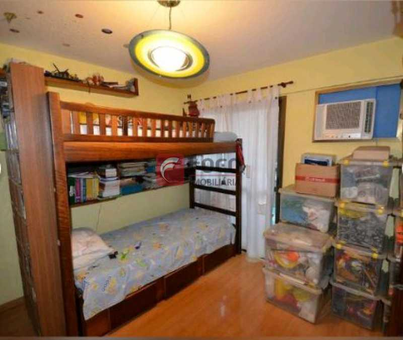 QUARTO 3 - Cobertura à venda Rua Visconde de Silva,Botafogo, Rio de Janeiro - R$ 2.900.000 - JBCO30172 - 9