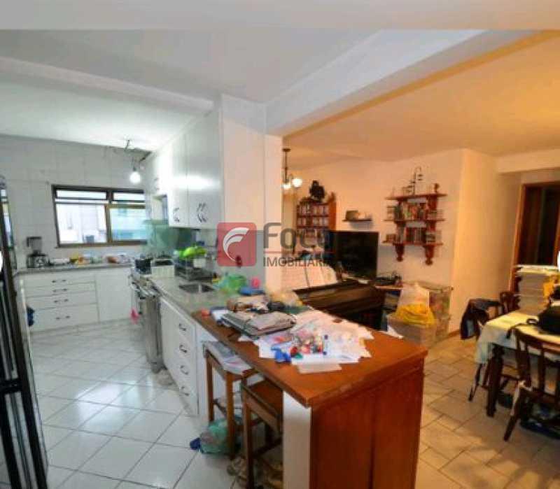 SALA E COZINHA - Cobertura à venda Rua Visconde de Silva,Botafogo, Rio de Janeiro - R$ 2.900.000 - JBCO30172 - 6