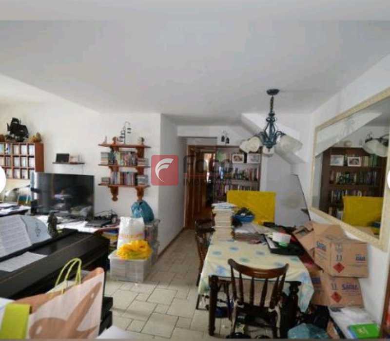 SALA - Cobertura à venda Rua Visconde de Silva,Botafogo, Rio de Janeiro - R$ 2.900.000 - JBCO30172 - 3