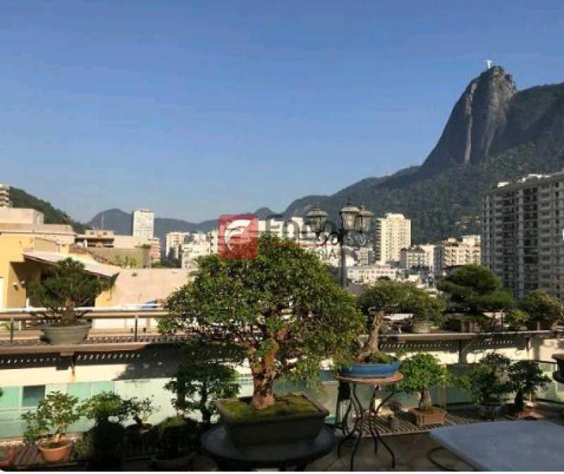 TERRAÇO - Cobertura à venda Rua Visconde de Silva,Botafogo, Rio de Janeiro - R$ 2.900.000 - JBCO30172 - 5