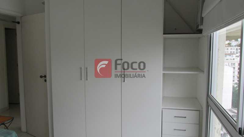 Quarto 2 - Cobertura 4 quartos à venda Jardim Botânico, Rio de Janeiro - R$ 2.050.000 - JBCO40085 - 11