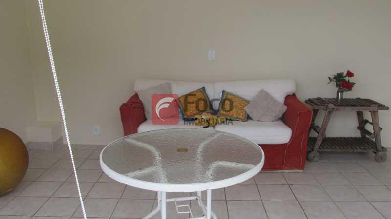 Sala  - Cobertura 4 quartos à venda Jardim Botânico, Rio de Janeiro - R$ 2.050.000 - JBCO40085 - 15