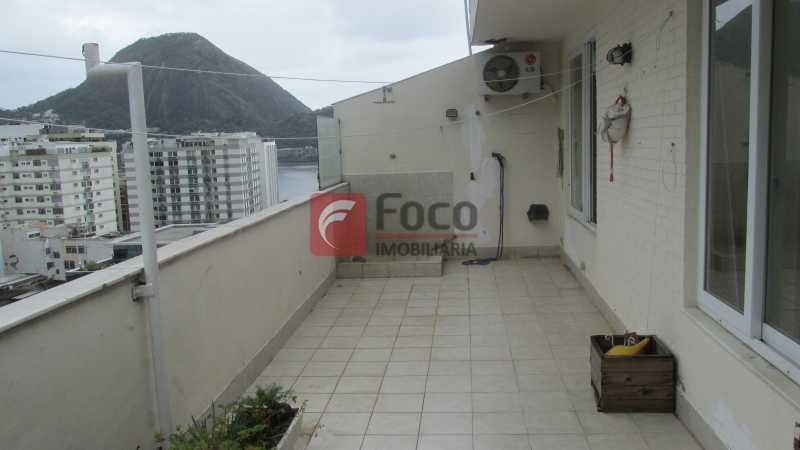 Terraço - Cobertura 4 quartos à venda Jardim Botânico, Rio de Janeiro - R$ 2.050.000 - JBCO40085 - 6