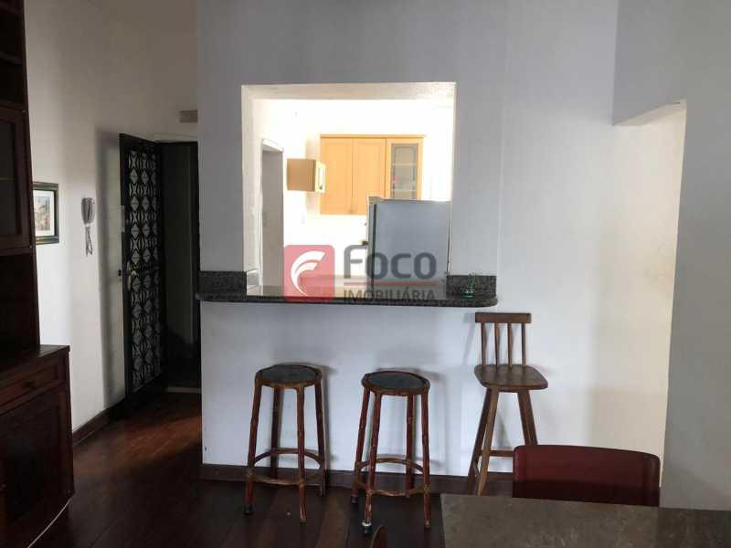COZINHA AMERICANA: - Cobertura à venda Rua Marquês de Abrantes,Flamengo, Rio de Janeiro - R$ 700.000 - JBCO30176 - 4