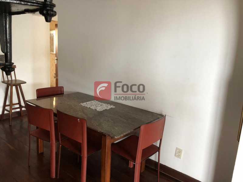 SALA DE JANTAR: - Cobertura à venda Rua Marquês de Abrantes,Flamengo, Rio de Janeiro - R$ 700.000 - JBCO30176 - 6