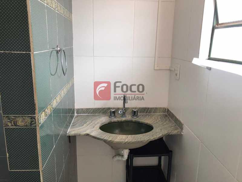 BANHEIRO: - Cobertura à venda Rua Marquês de Abrantes,Flamengo, Rio de Janeiro - R$ 700.000 - JBCO30176 - 24