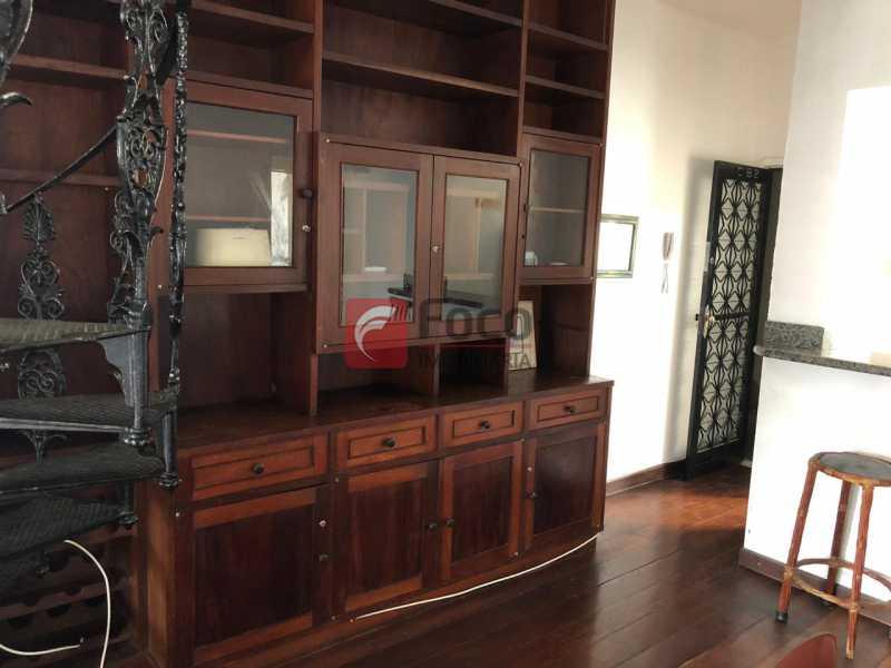 SALA DE JANTAR: - Cobertura à venda Rua Marquês de Abrantes,Flamengo, Rio de Janeiro - R$ 700.000 - JBCO30176 - 7