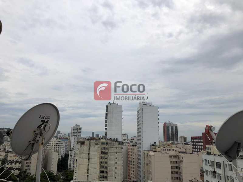 VISTA: - Cobertura à venda Rua Marquês de Abrantes,Flamengo, Rio de Janeiro - R$ 700.000 - JBCO30176 - 26