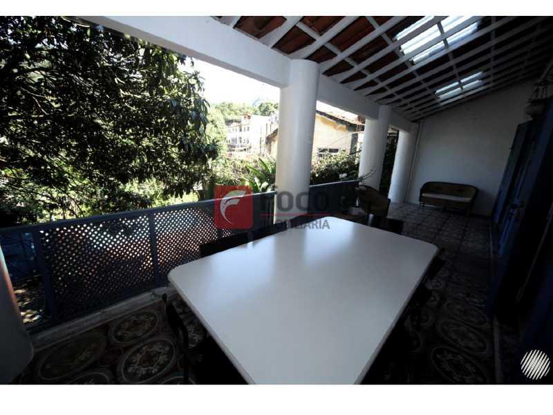 Varandão - Casa à venda Rua Marquês de Sabará,Jardim Botânico, Rio de Janeiro - R$ 4.300.000 - JBCA50037 - 5