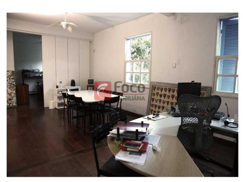Sala - Casa à venda Rua Marquês de Sabará,Jardim Botânico, Rio de Janeiro - R$ 4.300.000 - JBCA50037 - 8