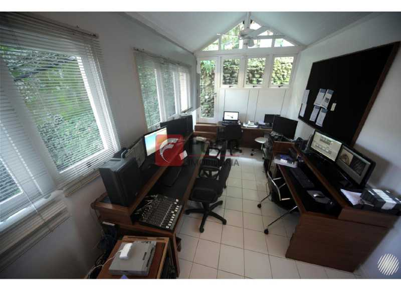 Sala - Casa à venda Rua Marquês de Sabará,Jardim Botânico, Rio de Janeiro - R$ 4.300.000 - JBCA50037 - 14