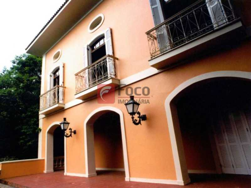 CASA: - Casa à venda Estrada da Gávea,Gávea, Rio de Janeiro - R$ 6.000.000 - JBCA80008 - 1