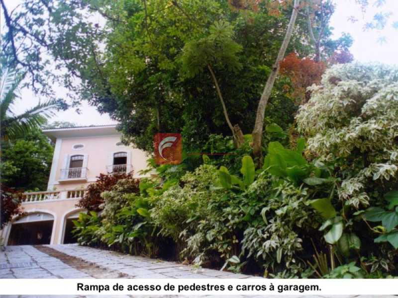 JARDIM: - Casa à venda Estrada da Gávea,Gávea, Rio de Janeiro - R$ 6.000.000 - JBCA80008 - 4