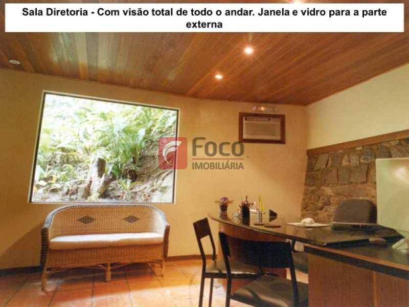 6 - Casa à venda Estrada da Gávea,Gávea, Rio de Janeiro - R$ 6.000.000 - JBCA80008 - 8