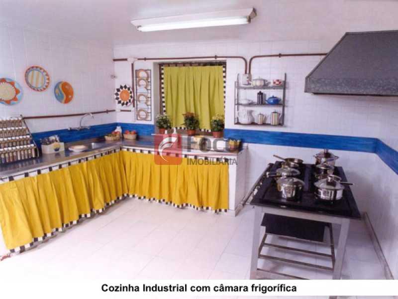 8 - Casa à venda Estrada da Gávea,Gávea, Rio de Janeiro - R$ 6.000.000 - JBCA80008 - 11