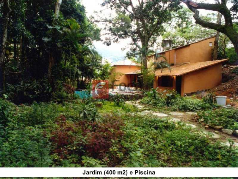 9 - Casa à venda Estrada da Gávea,Gávea, Rio de Janeiro - R$ 6.000.000 - JBCA80008 - 10