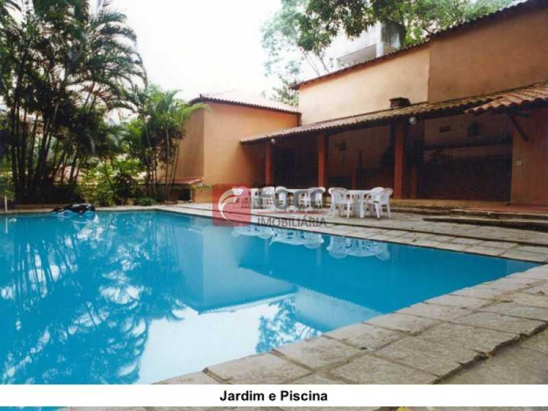 10 - Casa à venda Estrada da Gávea,Gávea, Rio de Janeiro - R$ 6.000.000 - JBCA80008 - 3
