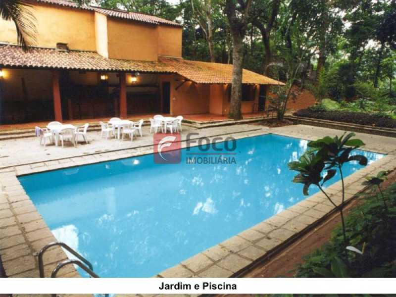 11 - Casa à venda Estrada da Gávea,Gávea, Rio de Janeiro - R$ 6.000.000 - JBCA80008 - 12