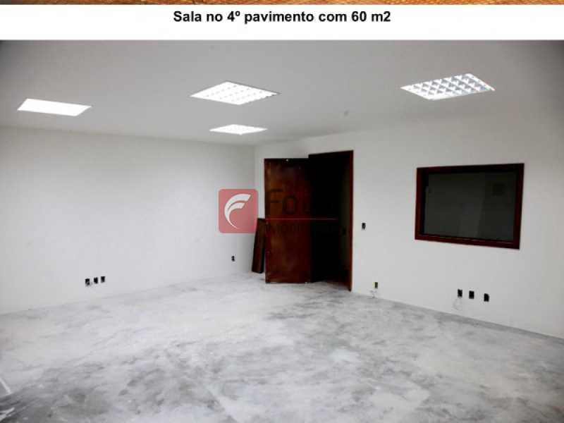 13 - Casa à venda Estrada da Gávea,Gávea, Rio de Janeiro - R$ 6.000.000 - JBCA80008 - 14