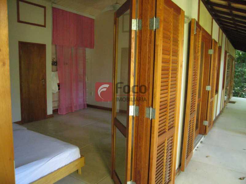 C. Cima - quarto e varanda - Casa em Condomínio à venda Rua João Borges,Gávea, Rio de Janeiro - R$ 15.000.000 - JBCN60002 - 9