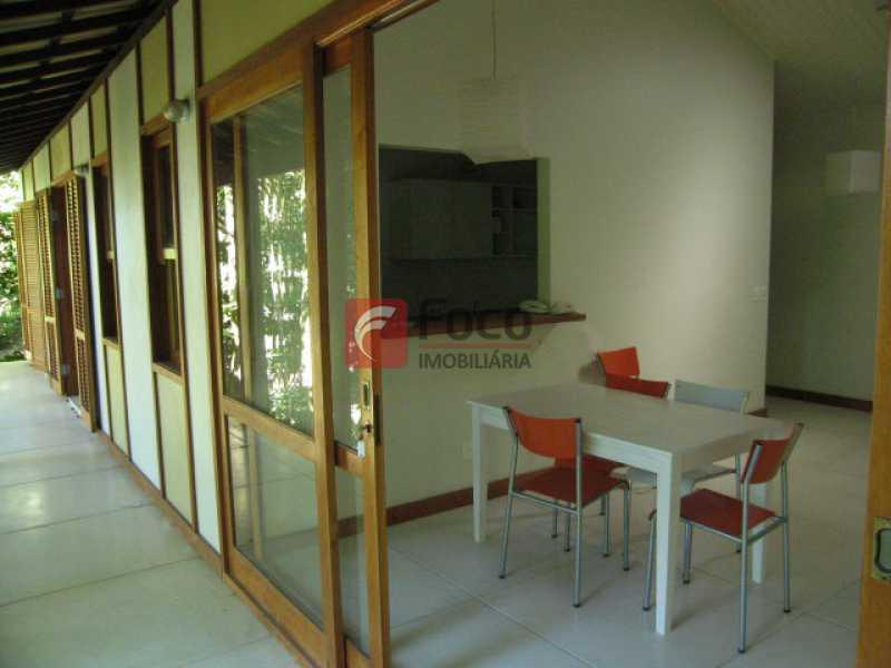 C. Cima - sala_1 - Casa em Condomínio à venda Rua João Borges,Gávea, Rio de Janeiro - R$ 15.000.000 - JBCN60002 - 5