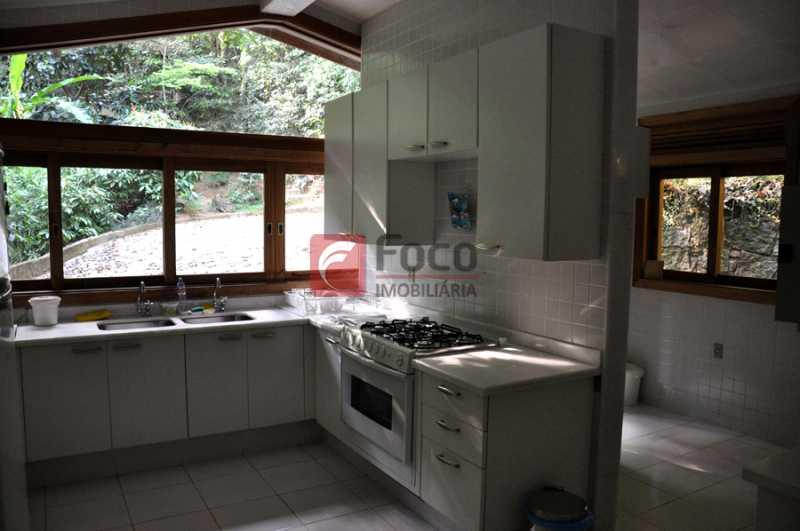 cozinha peq - Casa em Condomínio à venda Rua João Borges,Gávea, Rio de Janeiro - R$ 15.000.000 - JBCN60002 - 13