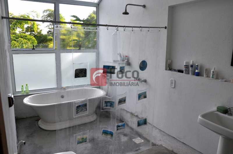 suite - banh. casal peq - Casa em Condomínio à venda Rua João Borges,Gávea, Rio de Janeiro - R$ 15.000.000 - JBCN60002 - 14