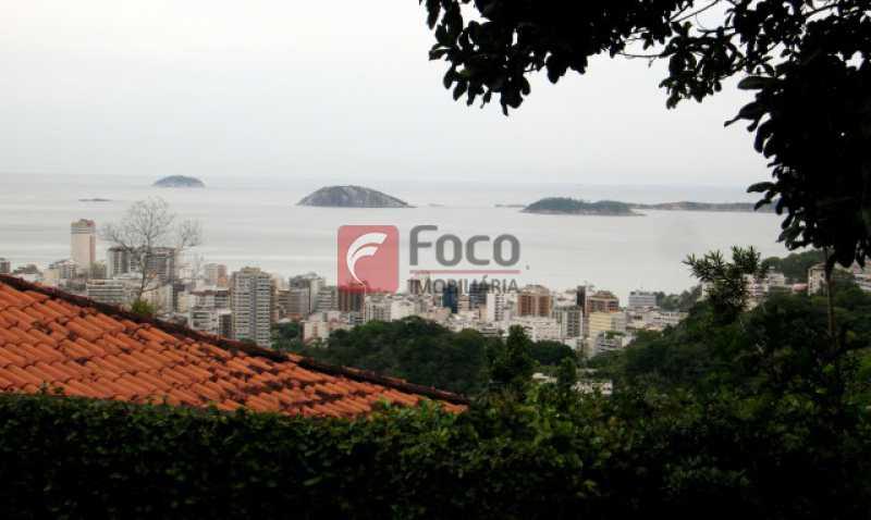vista da praia do Leblon - Casa em Condomínio à venda Rua João Borges,Gávea, Rio de Janeiro - R$ 15.000.000 - JBCN60002 - 1