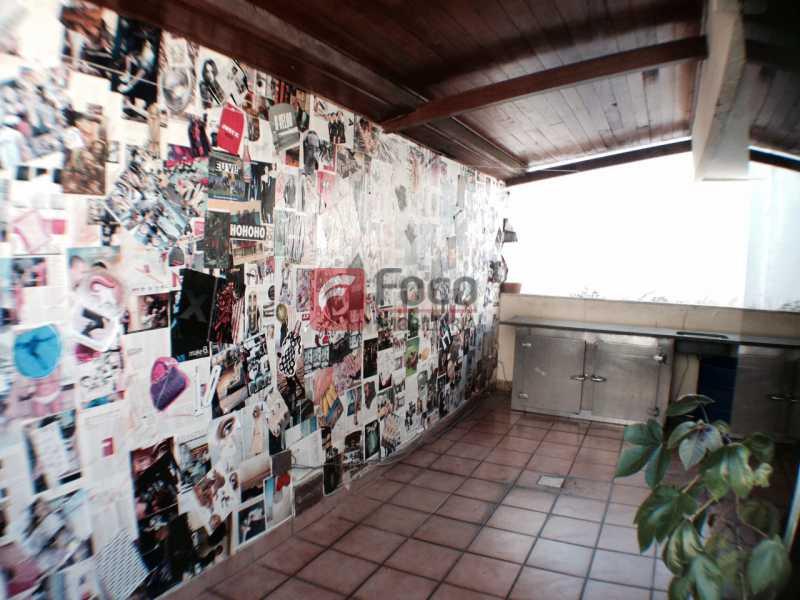27 - Cobertura à venda Rua Almirante Saddock de Sá,Ipanema, Rio de Janeiro - R$ 3.200.000 - JBCO30180 - 23
