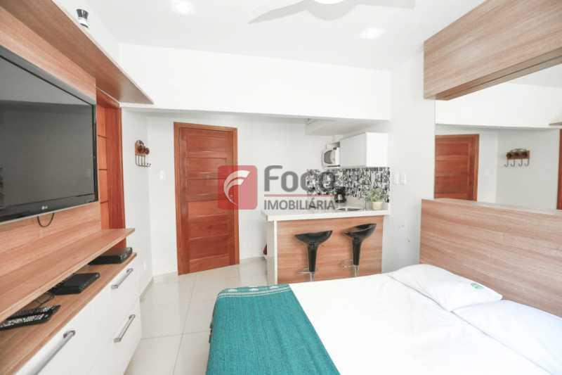 Quarto  - Kitnet/Conjugado 18m² à venda Rua Djalma Ulrich,Copacabana, Rio de Janeiro - R$ 400.000 - JBKI00119 - 1