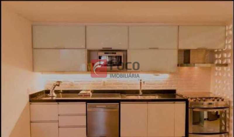 Cozinha 1 - Cobertura à venda Rua Constante Ramos,Copacabana, Rio de Janeiro - R$ 2.680.000 - JBCO40087 - 6