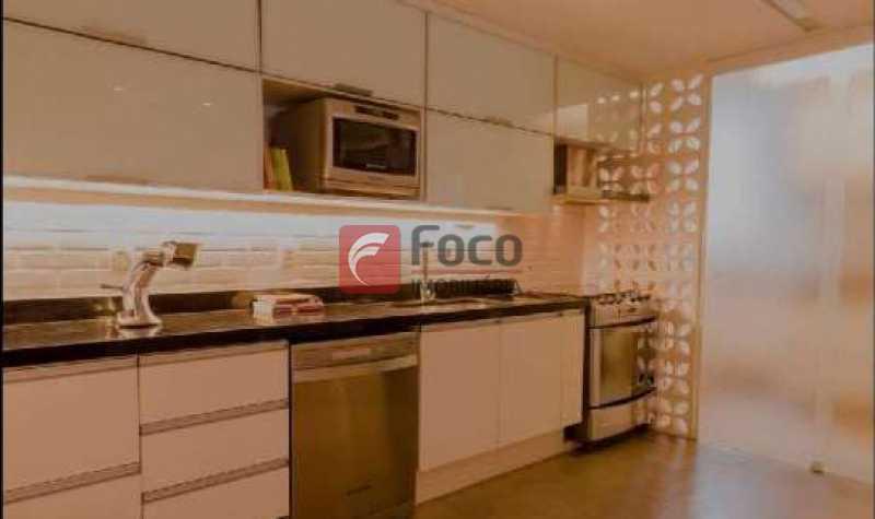 Cozinha 2 - Cobertura à venda Rua Constante Ramos,Copacabana, Rio de Janeiro - R$ 2.680.000 - JBCO40087 - 7
