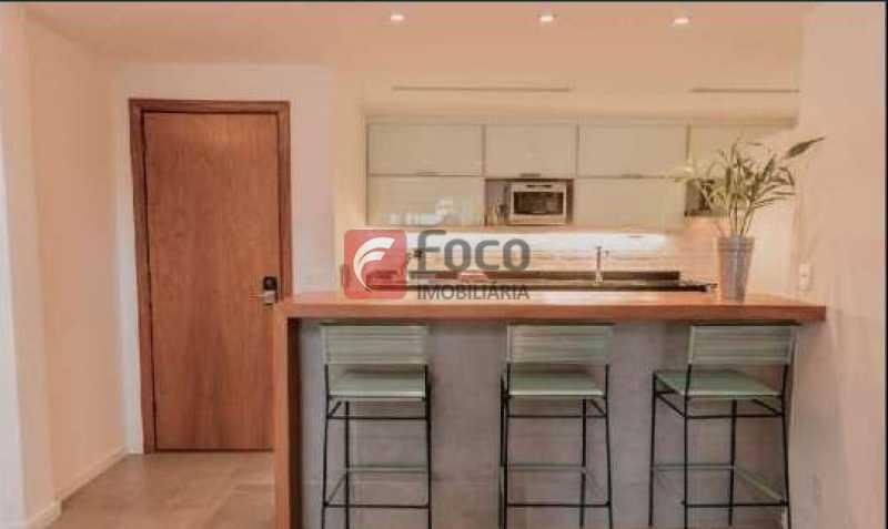Cozinha - Cobertura à venda Rua Constante Ramos,Copacabana, Rio de Janeiro - R$ 2.680.000 - JBCO40087 - 5