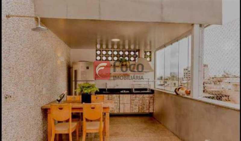 Espaço Gourmet - Cobertura à venda Rua Constante Ramos,Copacabana, Rio de Janeiro - R$ 2.680.000 - JBCO40087 - 16