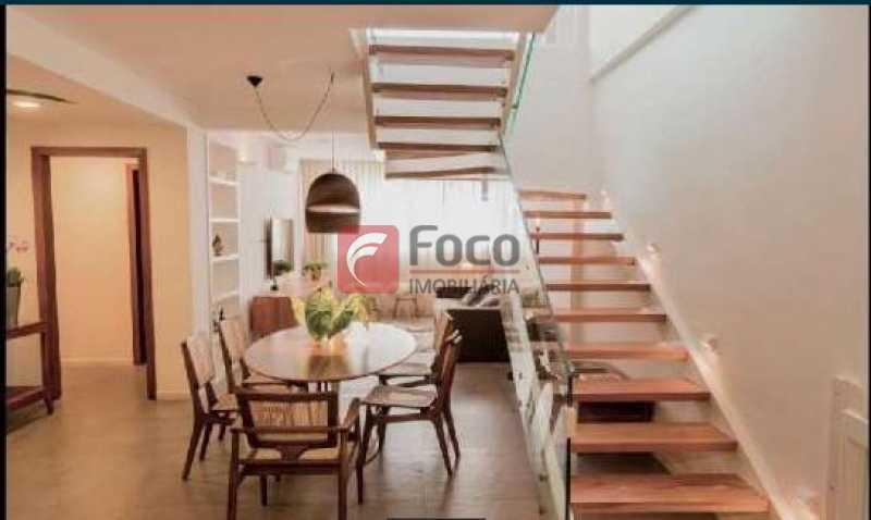 Sala - Cobertura à venda Rua Constante Ramos,Copacabana, Rio de Janeiro - R$ 2.680.000 - JBCO40087 - 1