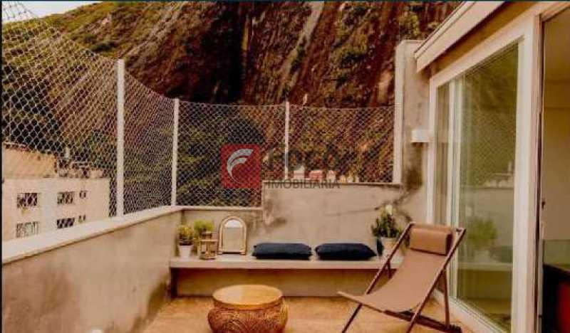 Terraço - Cobertura à venda Rua Constante Ramos,Copacabana, Rio de Janeiro - R$ 2.680.000 - JBCO40087 - 4