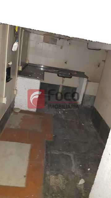 4 - Casa à venda Rua João Afonso,Humaitá, Rio de Janeiro - R$ 1.500.000 - JBCA60016 - 21