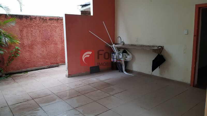 6 - Casa à venda Rua João Afonso,Humaitá, Rio de Janeiro - R$ 1.500.000 - JBCA60016 - 5