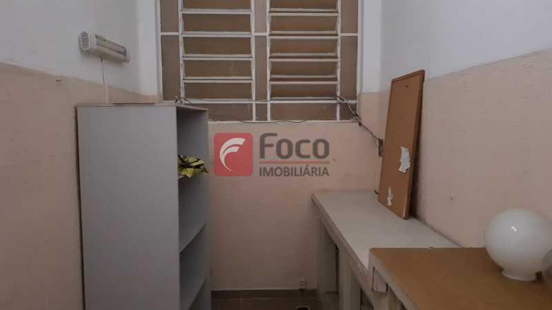 9 - Casa à venda Rua João Afonso,Humaitá, Rio de Janeiro - R$ 1.500.000 - JBCA60016 - 6