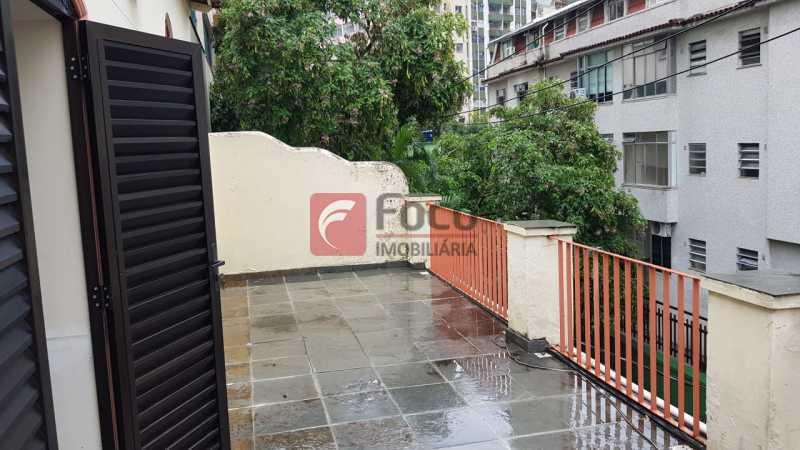 24 - Casa à venda Rua João Afonso,Humaitá, Rio de Janeiro - R$ 1.500.000 - JBCA60016 - 3