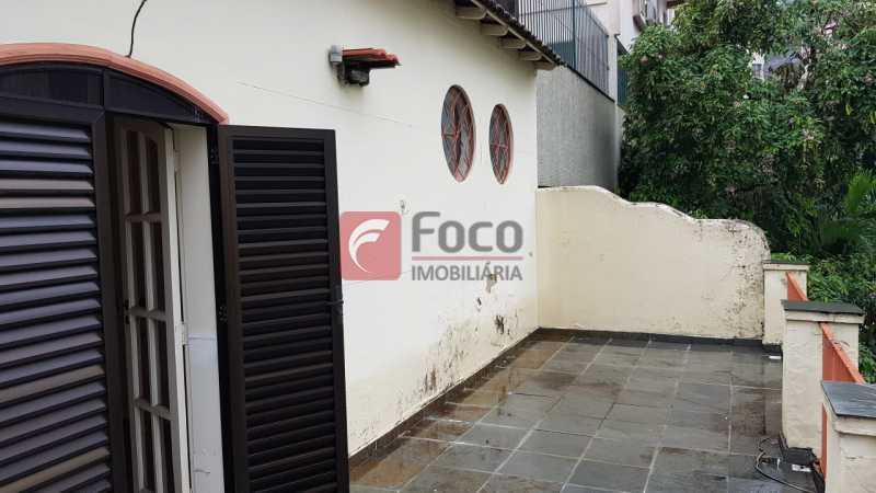 25 - Casa à venda Rua João Afonso,Humaitá, Rio de Janeiro - R$ 1.500.000 - JBCA60016 - 1