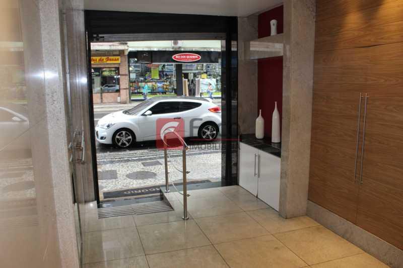 Portaria - Sala Comercial 25m² à venda Rua Barata Ribeiro,Copacabana, Rio de Janeiro - R$ 300.000 - JBSL00080 - 26