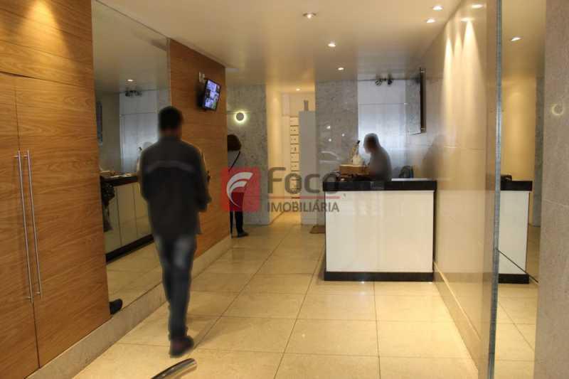 Portaria - Sala Comercial 25m² à venda Rua Barata Ribeiro,Copacabana, Rio de Janeiro - R$ 300.000 - JBSL00080 - 27