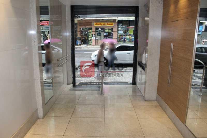 Portaria - Sala Comercial 25m² à venda Rua Barata Ribeiro,Copacabana, Rio de Janeiro - R$ 300.000 - JBSL00080 - 28