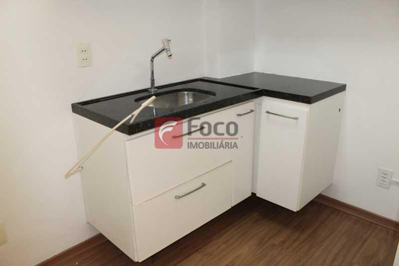 Cozinha - Sala Comercial 25m² à venda Rua Barata Ribeiro,Copacabana, Rio de Janeiro - R$ 300.000 - JBSL00080 - 12